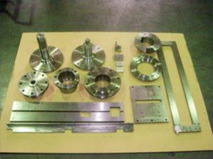 小物機械加工部品