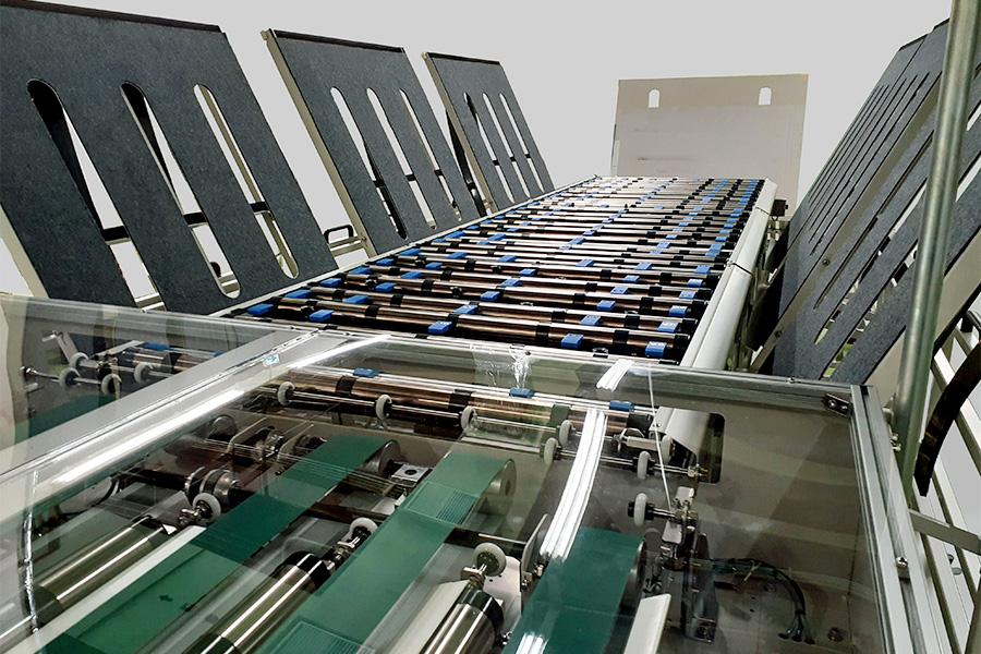 商業印刷向け製版工程自動化システム